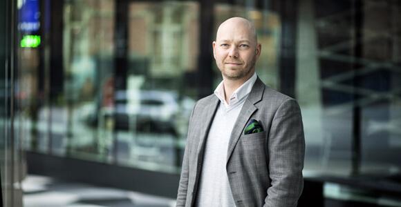 Thomas Drustrup er ny direktør i brancheforeningen Plastindustrien.