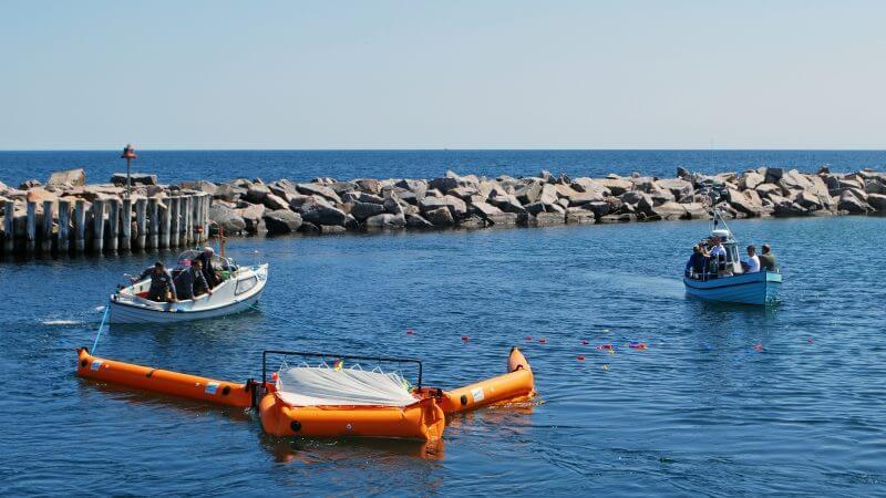 Folkemødet 2012 plast i havet