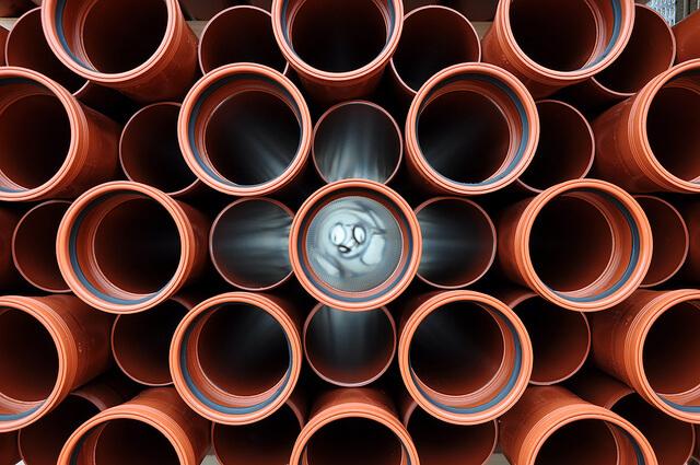PVC byggeri