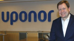 Jens Pedersen er ny adm. direktør i Uponor Infra Danmark.
