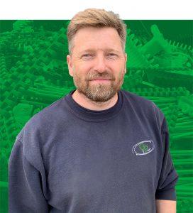 Stig Nielsen er nomineret til Plastprisen 2021