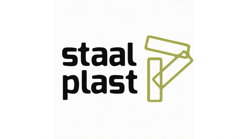 STÅL & PLAST logo