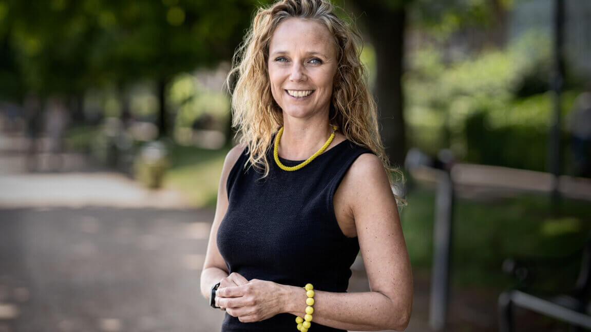 Christina Busk, miljøpolitisk chef i Plastindustrien