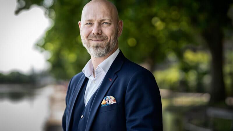 Thomas Drustrup, adm. direktør i Plastindustrien