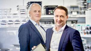 Jacob Eberhard og Lars Dørge fortæller, hvordan Plast Team A/S - en del af Nordic Houseware Group - satser på bedre grøn kommunikation og mere brug af genanvendt plast.