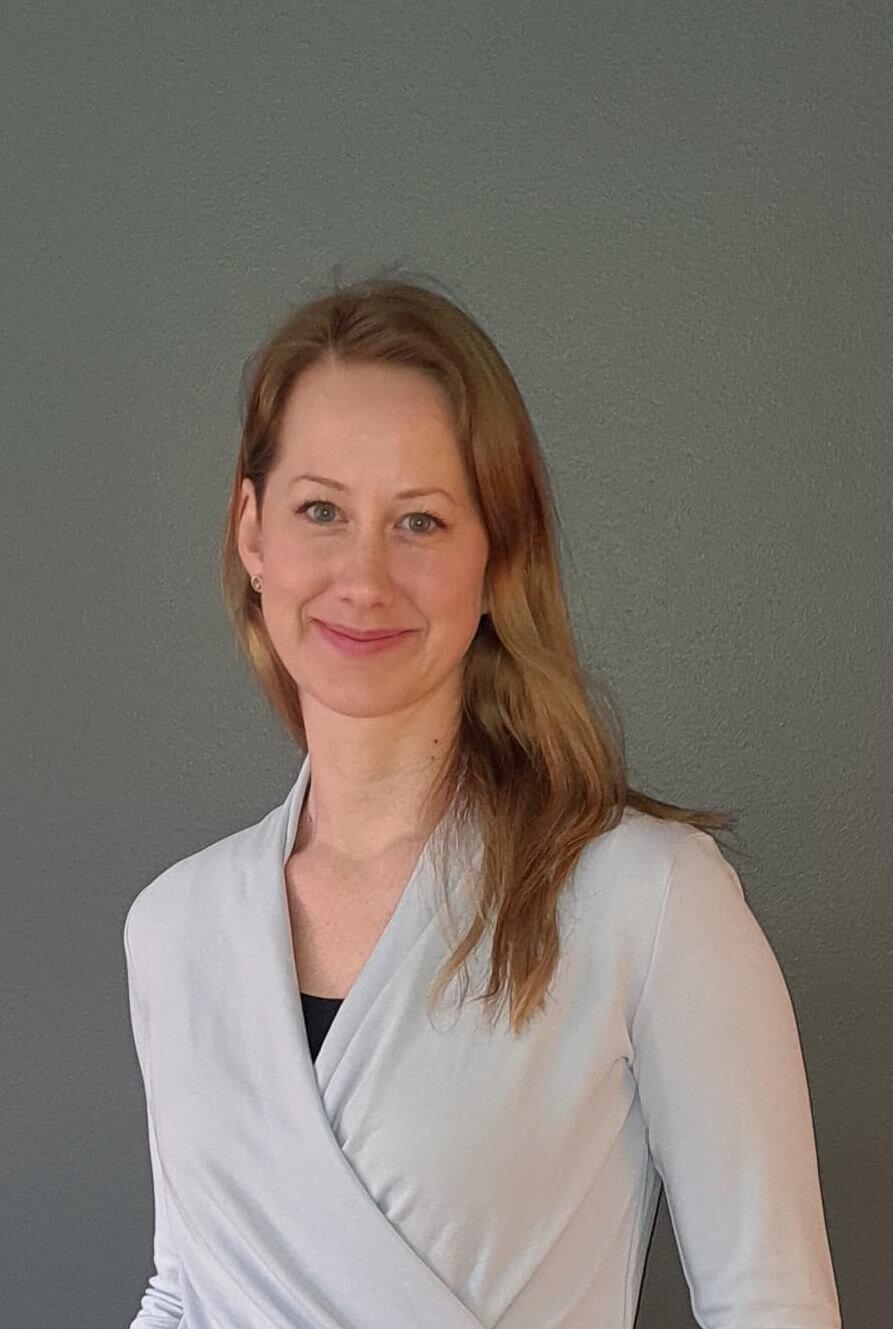 Sofie Dagnelid, klusterchef hos Easyfairs