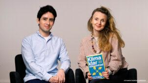 Anders Nolting Magelund og Anna Fenger Schefte