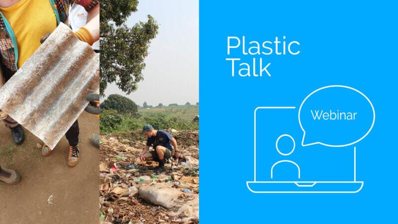 Plastic Talk - genanvendelse af plast i en flygningelejr
