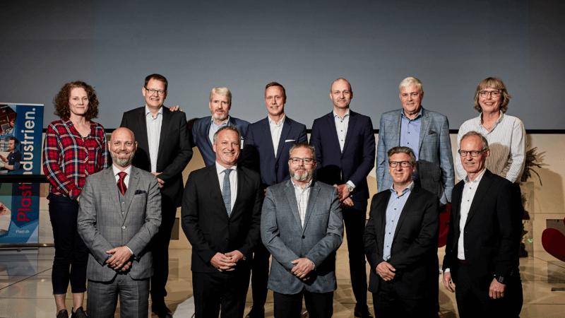 Plastindustriens bestyrelse 2021-2022