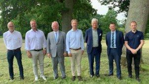 Stiftende generalforsamling i Juelsmindehalvøens Solar AS