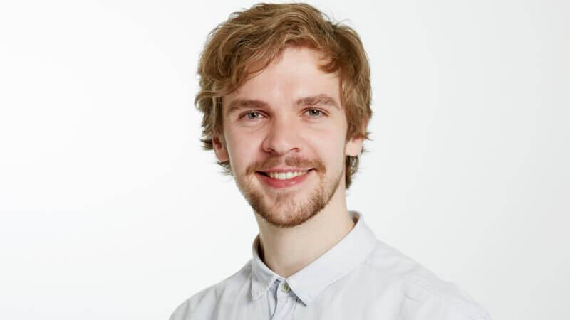 Kommunikationsstudent Anders Nørgaard Christensen 2021