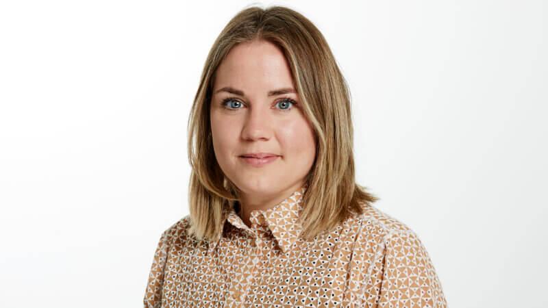 Kommunikationskonsulent Christine Hoeg Hanson 2021