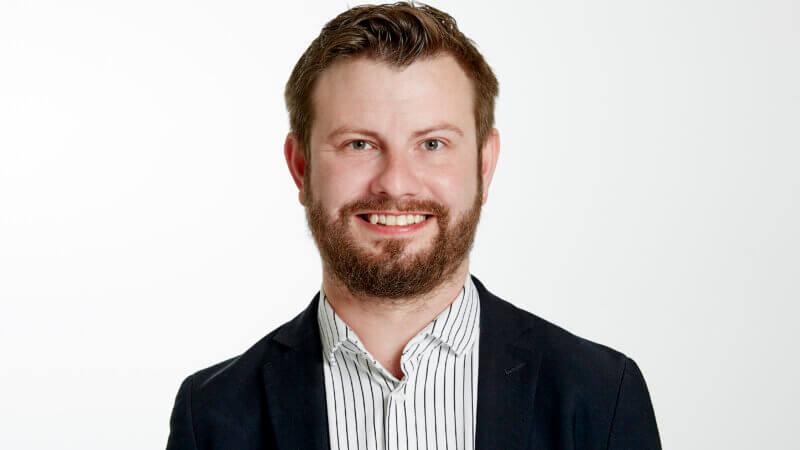 Kommunikationschef Lars Friis Farsøe 2021