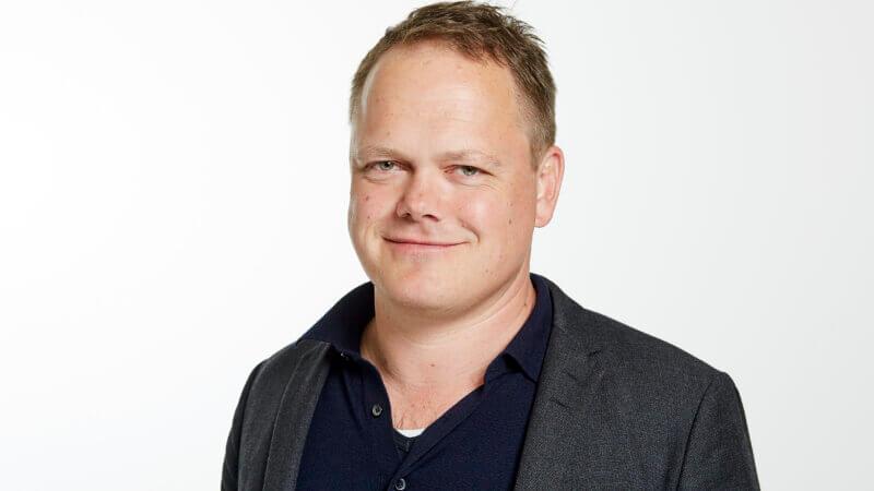 Innovationskonsulent Rasmus Grusgaard 2021