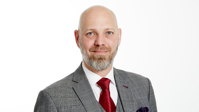 Adm. direktør Thomas Drustrup 2021