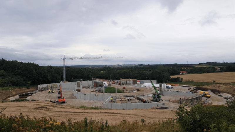 Lisbjerg Genbrugsstation - AffaldVarme Aarhus
